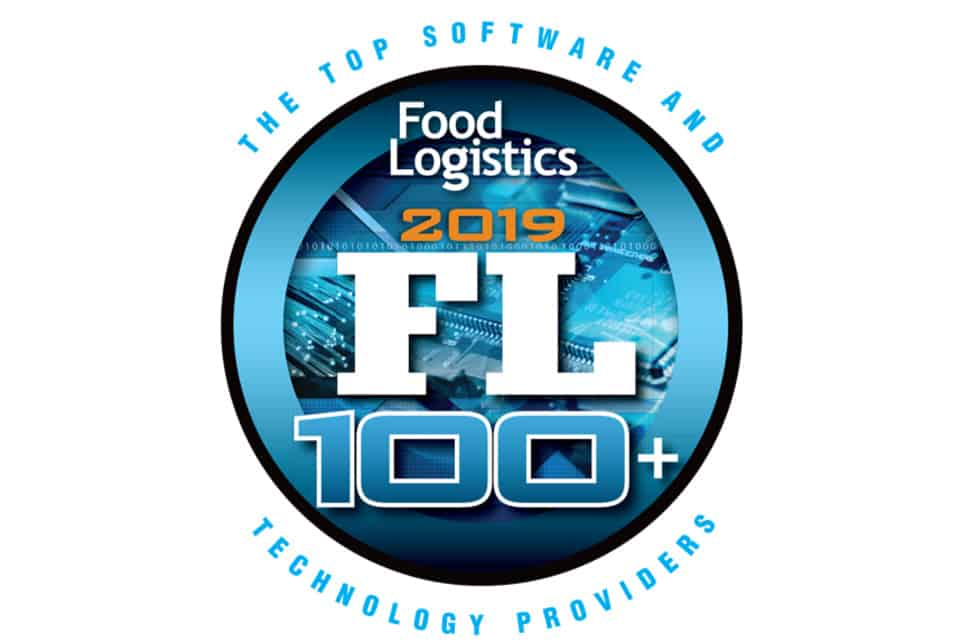 FASCOR named to Food Logistics Top 100 Technology and Software Provider