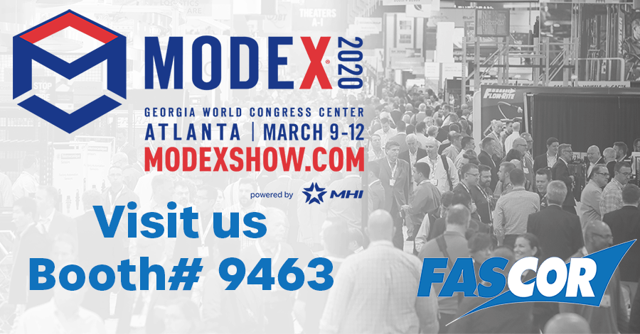 FASCOR to display at MODEX Trade Show
